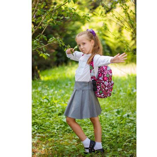 Простые рюкзаки для детей от 6 до 14 лет