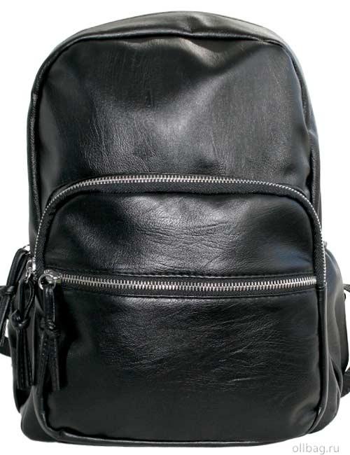 Женский рюкзак 750 черный