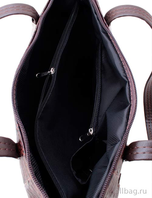 482c7cfc9cd2 Женская сумка экокожа крокодил 1142-020 мягкая среднего размера с ...