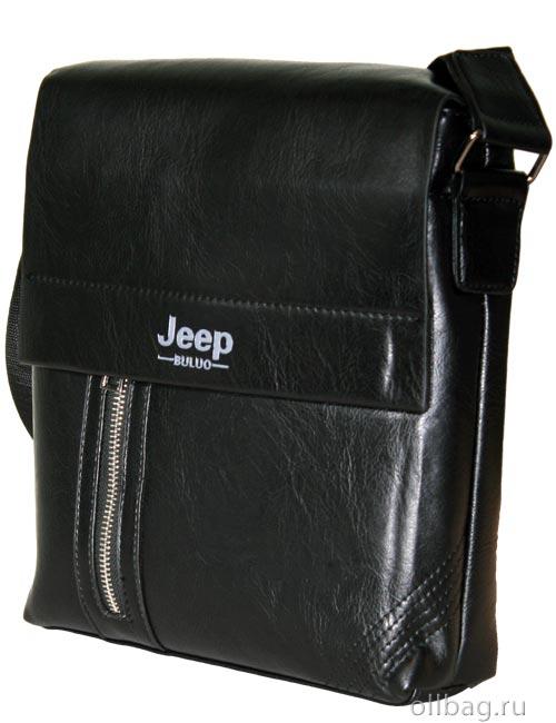 de483107c704 Мужская сумка 271-1020 Jeep buluo, размеры 23*6*26 см*