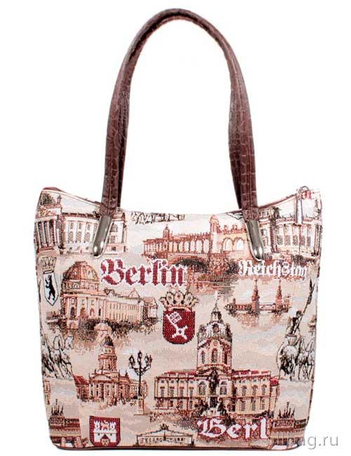 Женская сумка гобелен Берлин 1142-097