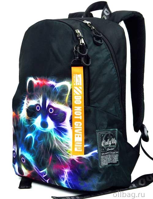 Рюкзак Printbag 9907 огненные еноты