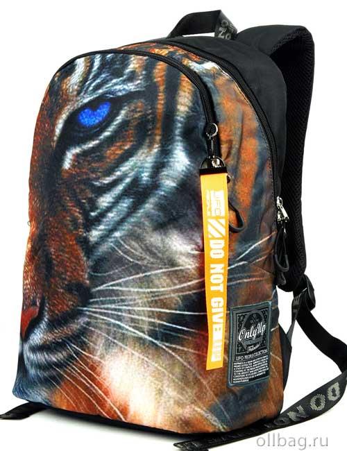 Рюкзак Printbag 9962 тигр