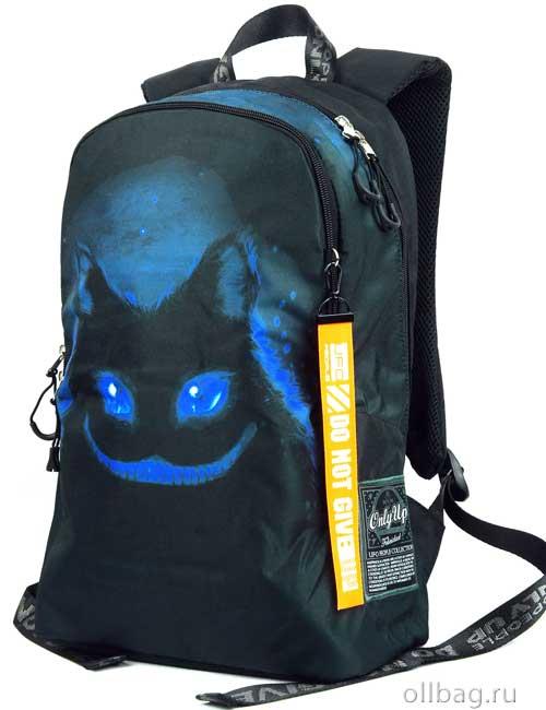 Рюкзак Printbag 9968 черный кот