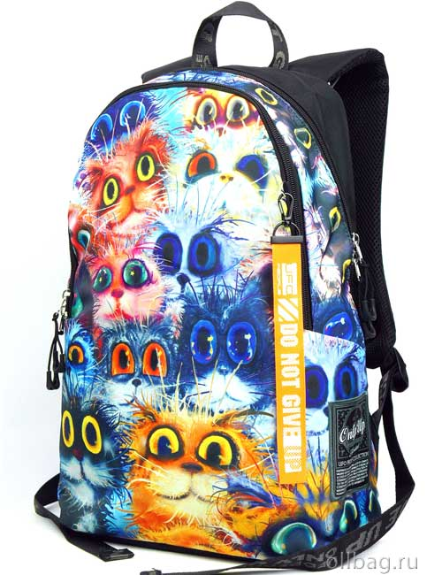 Рюкзак Printbag 9984 кошки