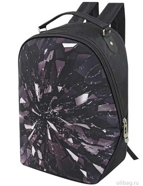 Рюкзак женский 2083-001 черный