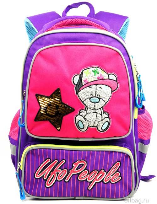 Рюкзак школьный 9201 спереди