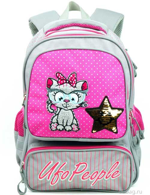 Рюкзак школьный 9203 спереди