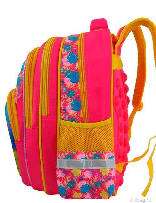 Рюкзак школьный 1509 сбоку