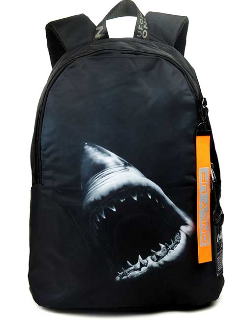 Рюкзак Printbag 2090019 с акулой