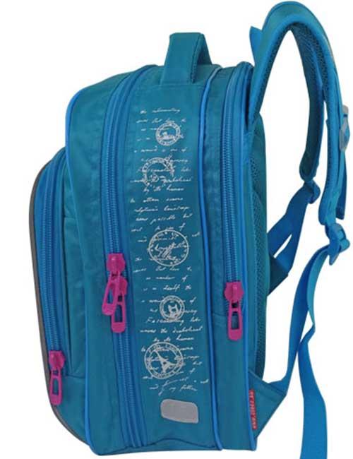 Рюкзак школьный 1479-3 сбоку