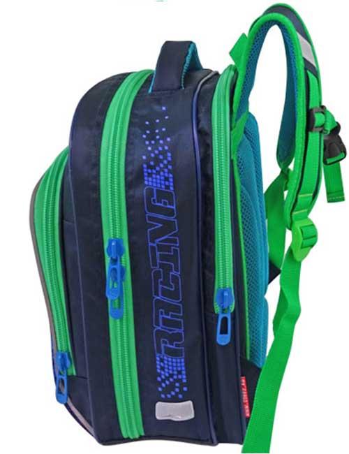 Рюкзак школьный 1479-6 сбоку