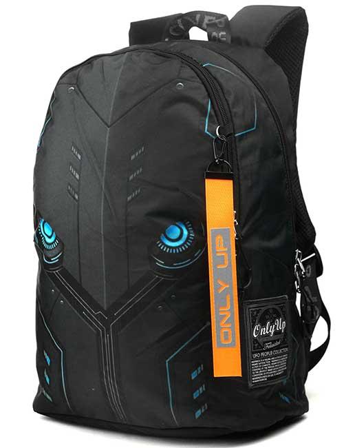 Рюкзак 2090060 Printbag черный робот