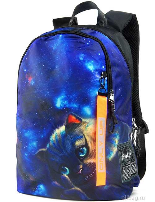 Рюкзак 7905 Printbag кот в космосе