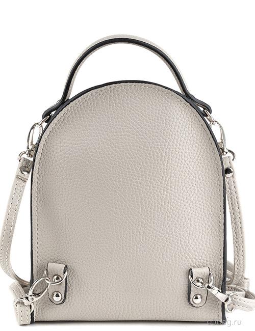 Сумка-рюкзак женская V133-004-1-7 сзади