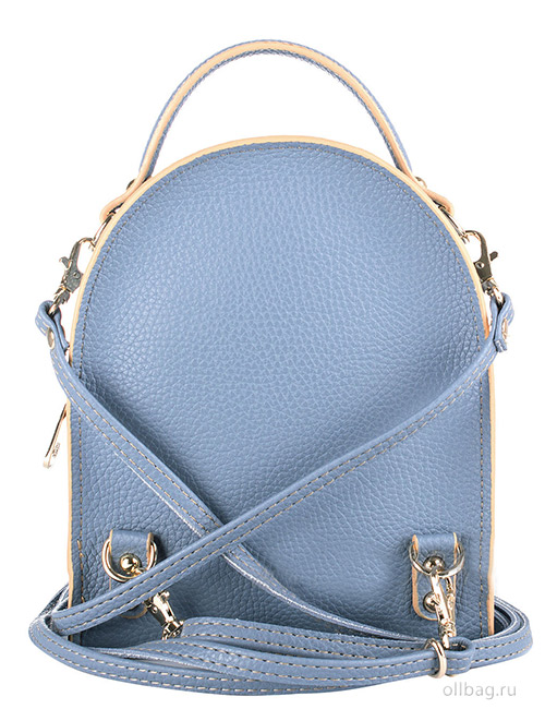 Сумка-рюкзак женская V133-004-3-15 сзади